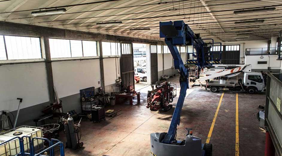 Assistenza e riparazione mezzi di sollevamento-BLQ Service
